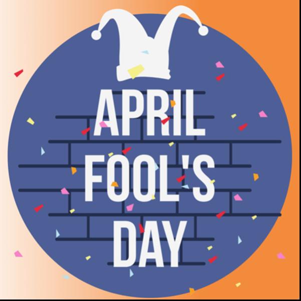 Happy April Fools 2021